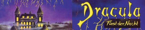 """""""Dracula – Fürst der Nacht"""" (1993 bis 1996)"""