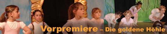 Vorpremiere - Die goldene Höhle (29./30.04.2012)