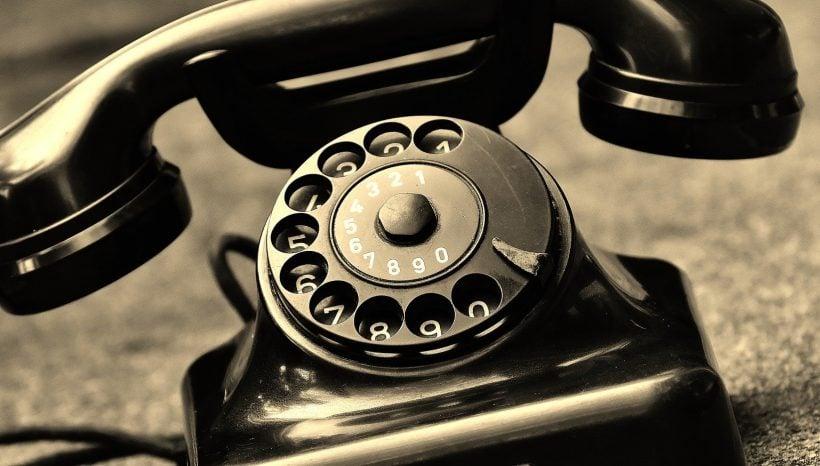 Neue Telefonanlage