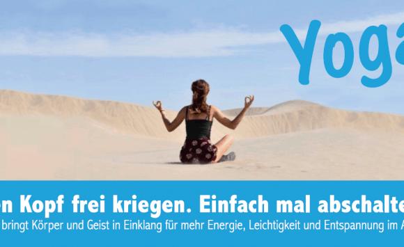 NEU! Yoga für Anfänger