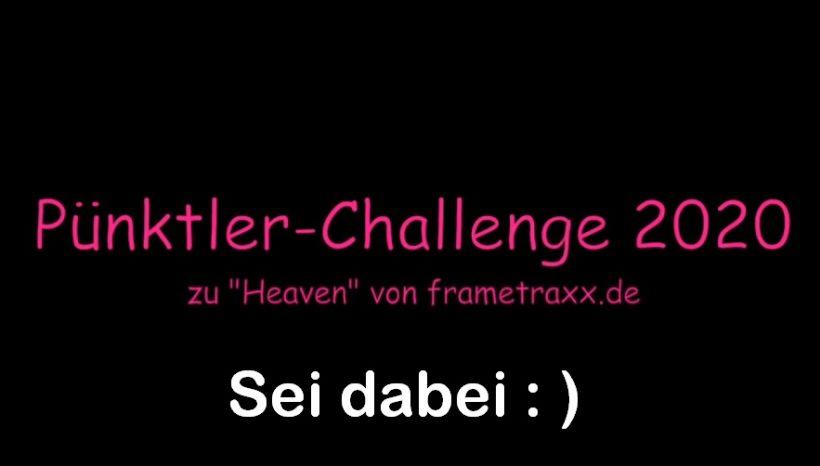 Tanzpause/Corona-Virus: Pünktler-Challenge 2020