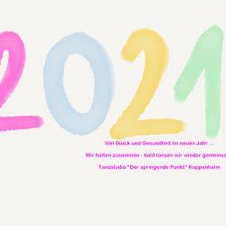 @Pünktler - auch Januar 2021 Studio geschlossen (Pandemie)