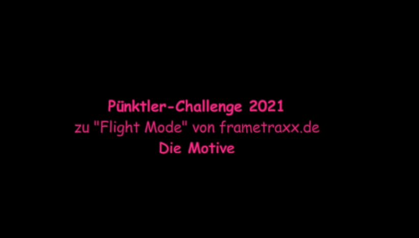 @Pünktler - sei dabei: Pünktler-Challenge 2021 (Pandemie)