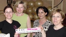 Spendenaktion 2005