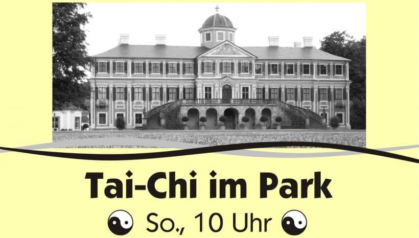 Tai-Chi im Park ab 07.07.2019