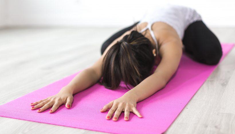 Yoga für dich: Kursstart Do.10.10.2019 um 20 Uhr