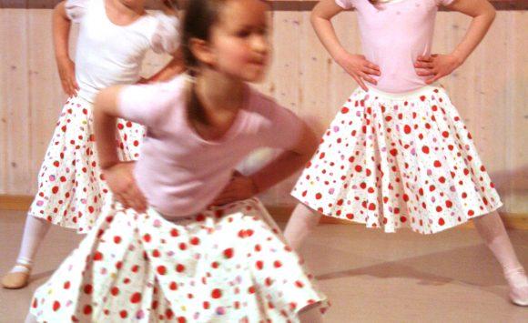 Tanz ist toll! Tanz mit!