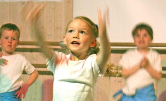 Tanzmäuse-Klassen ab 31/2 - 4J. in Vorbereitung