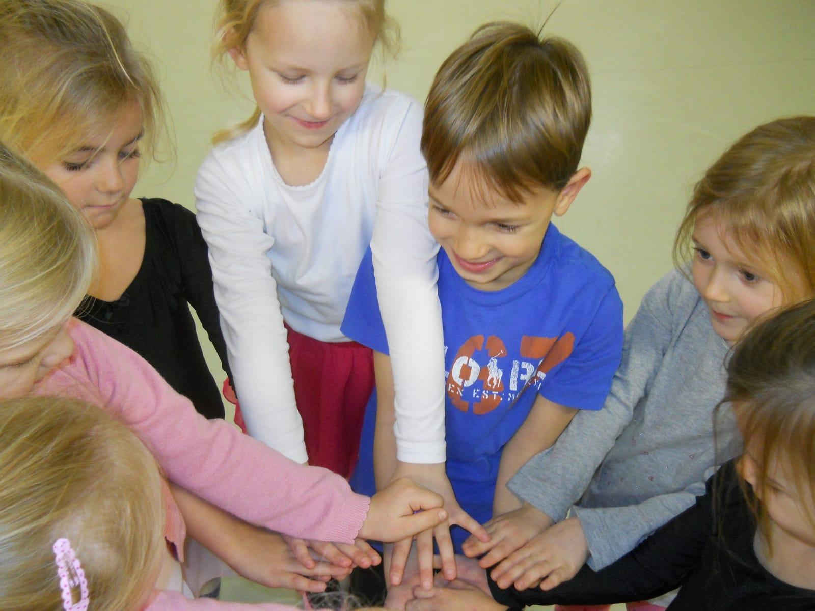 Kinder Tanzerziehung