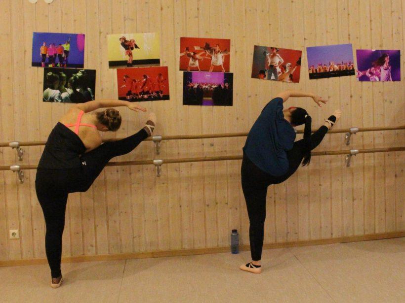 Modernes Ballett (Erw.)