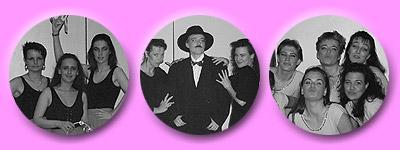 Ein Mann im Korb - Ein Tango für ihn...