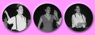über starke Frauen und verägnstigte Männer tanzt das Junge Ensemble