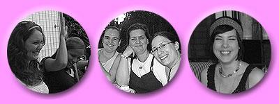 Stefanie², Dreamteam: Tina Susanne Daniela, Petra