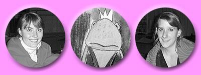 Selina, trauriger Froschkönig, Wiebke