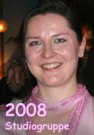 Nicole-Preisträgerin TeamAward 2008 Studiogruppe