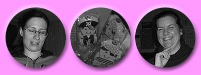Daniela, Piraten, Susanne
