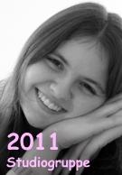 Preisträgerin des TeamAward 2011 in der Studiogruppe