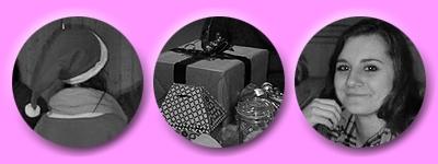 Zipfelmütze, Geschenke, Lachgesicht