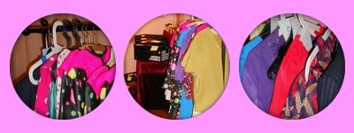 Kostümteile zu verkaufen/zu verschenken