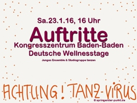 Flyer Deutsche Wellnesstage