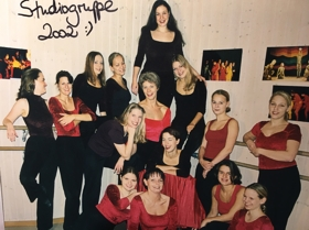 Die Studiogruppe des DSP 2002
