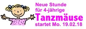 Logo Tanzmäuse