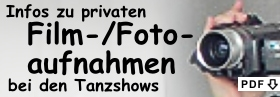 Infos zu privaten Film- und Fotoaufnahmen